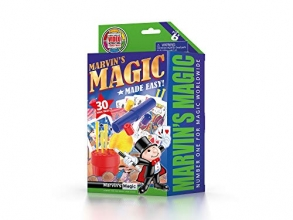Mar-mme3012,Marvin`s magic made easy - 30 magic tricks - groen