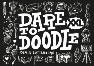 Karin Luttenberg,Dare to doodle XXL