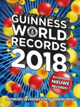 ,Guinness World Records 2018