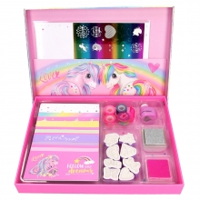 ,Ylvi and the minimoomis unicorn love letter set